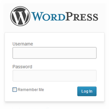 WordPress Blog Software