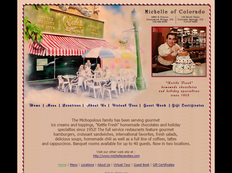 WordPress Web Designer for Restaurants